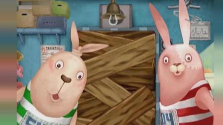 逃亡兔  看守柯夫被基里连科用作了娱乐道具
