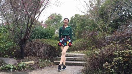 新生代广场舞《菊花爆满山》32步鬼步舞 年轻时尚鬼步舞精选