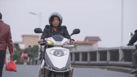 温暖回家路 之 梅姐的春节 短片