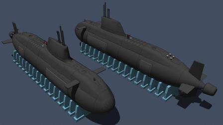 中船重工后续解读094战略核潜艇后继有艇