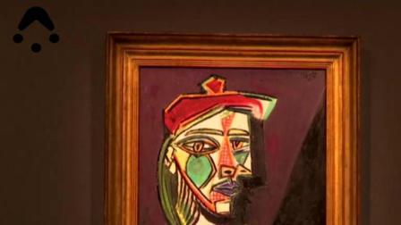 毕加索画作拍出4.3亿人民币高价 系其恋人肖像