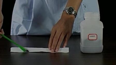 初中化學實驗視頻——第二章——第五集加熱高錳酸鉀制取氧氣