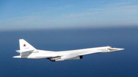 惊险: 俄罗斯图-160仅差十秒就将被击落