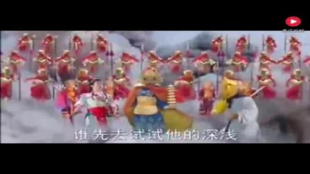西游记搞笑恶搞配音视频: 师徒四人去看监狱风云
