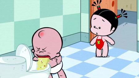 小破孩有内涵: 老婆开心就好, 但是破孩你有必要