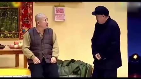 赵本山爆笑小品, 快出生的小孩实然冒出两个爹