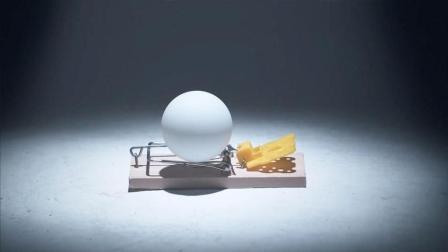 一颗乒乓球触发混乱美 百事可乐创意满分广告