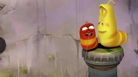 爆笑虫子: 小红牙的牙虫终于拔掉了, 整个牙齿都拔掉了