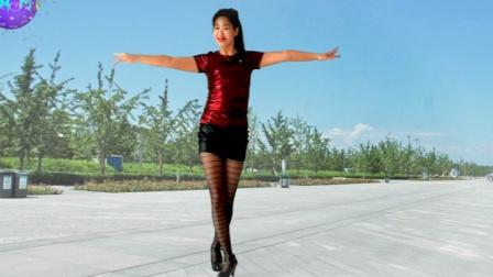 点击观看《这么好看的16步广场舞 看的我都醉了 阿采广场舞》