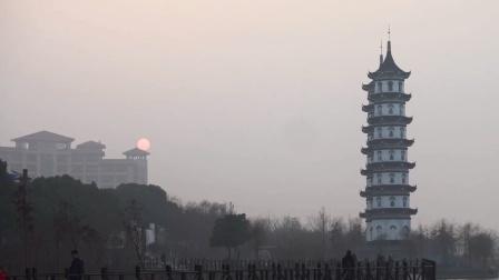 【东南亚小哥 Vlog 】中国第三大湖—太湖 05