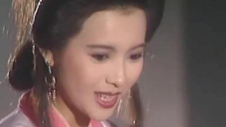 蓝洁瑛是真正的古装美女, 那时还没P图美颜, 更没