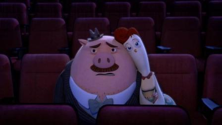搞笑动画短片《煎蛋与爱人》, 被这样的爱情感动