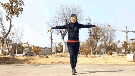 点击观看《超动感舞曲 护花使者 32步广场舞 玫香广场舞》