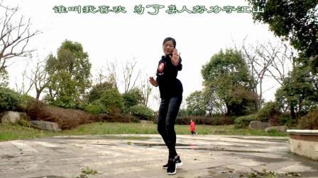 新生代广场舞 女朋友 漂亮的一B的42步鬼步舞