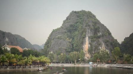 【绿行 迷你Vlog 】越南陆龙湾山水如画 057