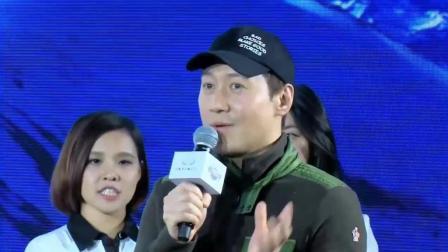 刘嘉玲恭喜黎明当爸 拒绝催婚: 他开心就好