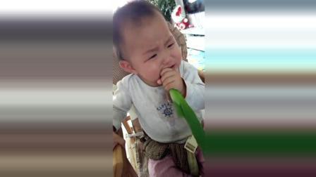 搞笑: 宝宝, 这根棒棒糖和我以前吃的口感不一样