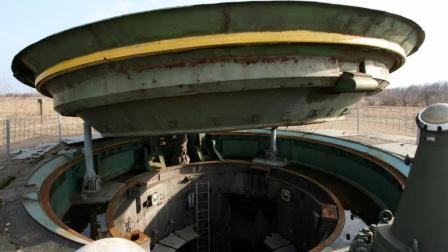 说出来你可能不信! 导弹发射井盖子重达750吨!