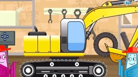 轮式挖掘机和履带式挖掘机有什么不同呢?