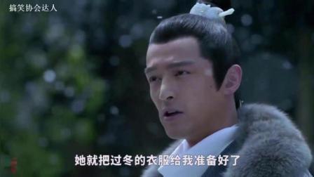 恶搞琅琊榜配音: 梅长苏身为南方人第一次看见下