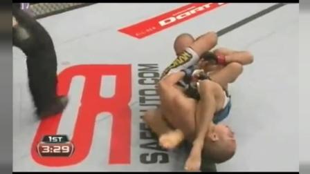 UFC澳门赛场, 张铁泉不敌塔克!