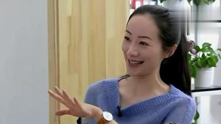奚梦瑶在谢依霖的脸上秀化妆神技,韩雪: 还好我不混你们时尚圈
