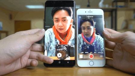 谁是最强拍照手机! 三星S9对比iPhone8!