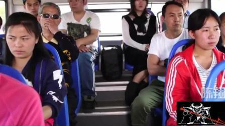 陈翔六点半: 公交车上没忍住放了个屁, 全车人都