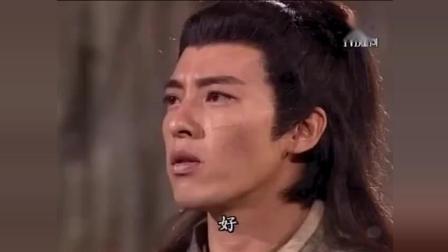 令狐冲第一次使用独孤九剑, 岳不群直接看呆了