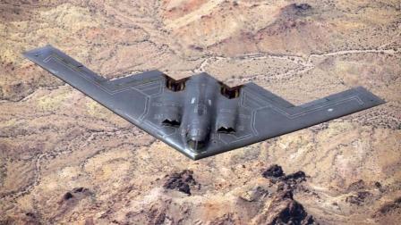 """世界最强轰炸机B-2""""幽灵""""或将退役? 专家: 太贵美军养不起了!"""