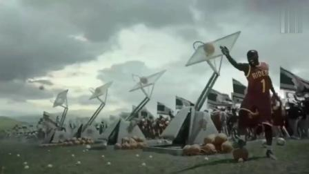 国外创意广告: 把广吿拍成战争片, 也太脑洞大开