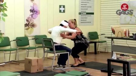 奇趣搞笑视频集, 国外医院爆笑恶搞, 小仔子的二