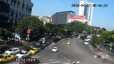 爱剪辑-重庆市公安局交巡警总队全国首创位移借道规则缓解拥堵