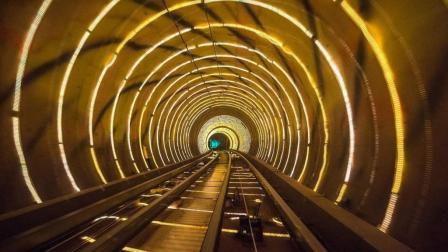 这条隧道被称为工程师的灾难, 日本人去了不敢动工, 中国基建果断拿下