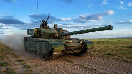 99A展示超强火力打击! 炮塔一装备成关注焦点! 外媒: 战力倍增器