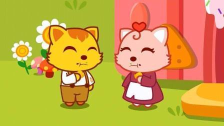 猫小帅故事糖果屋历险记