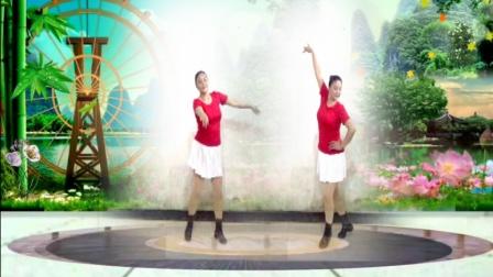 建群村广场舞 相爱终身 水兵舞视频大全 编舞 蝶依