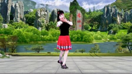 点击观看《吕芳广场舞教学分解 别说对不起 简单易学 正背面 分解动作》