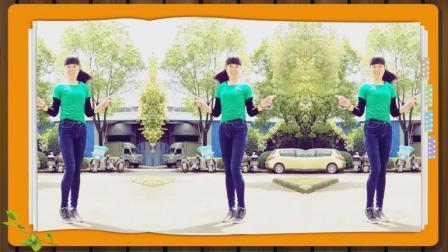 麦芽广场舞 哎呦我的妹 步子舞 编舞 慧慧
