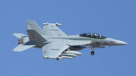 EA-18咆哮者干的这事轰动全球