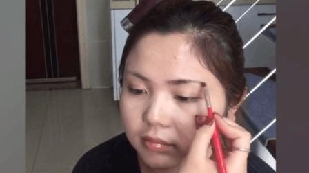 美女时尚修: 眉毛的画法, 一对好的眉毛可以改变一个人的气质!