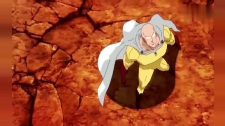 一拳超人埼玉VS萨拉玛, 萨拉玛的实力让埼玉老师绝望!