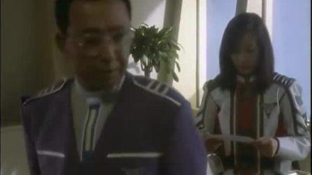《迪迦奥特曼》04集 看来这个从天而降的神秘怪兽居然和研究所一位博士有关系