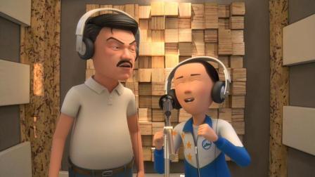 这对师生你们确定是来唱歌不是来演小品的吗?