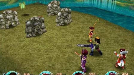 仙剑奇侠传3 第一回玩 52期 海底城3层