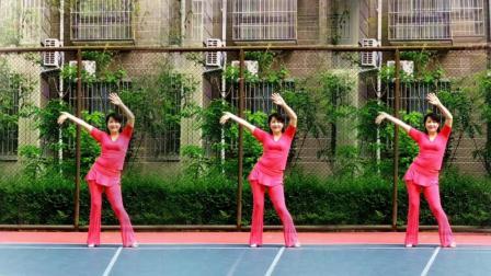 欣子32步广场舞 耶耶耶 MIX 舞曲 中老年广场舞视频
