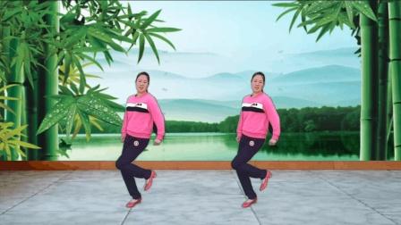 点击观看《代玉广场舞 火辣辣的情歌 简单好学的24步 步子舞 草原风情歌》