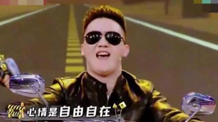 杨树林风趣演唱《笨小孩》爆笑全场!