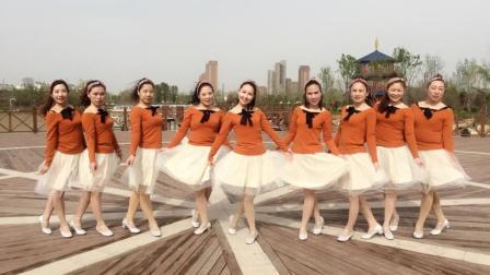 美久广场舞潇洒走一回现代舞附导师教学.经典老歌.明星舞团表演