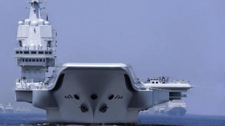 赶超美国! 中国003航母问世, 拥有最新的核动力系统和电磁炮